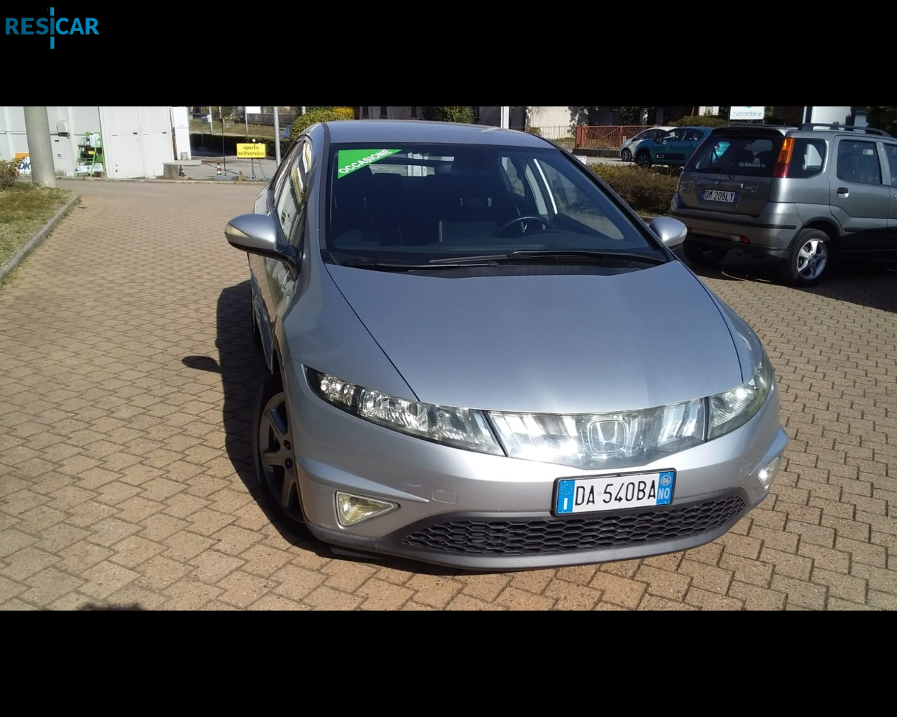 Honda - 1.8 i-vtec exclusive le (executive) - 1569228 - Resicar - 02