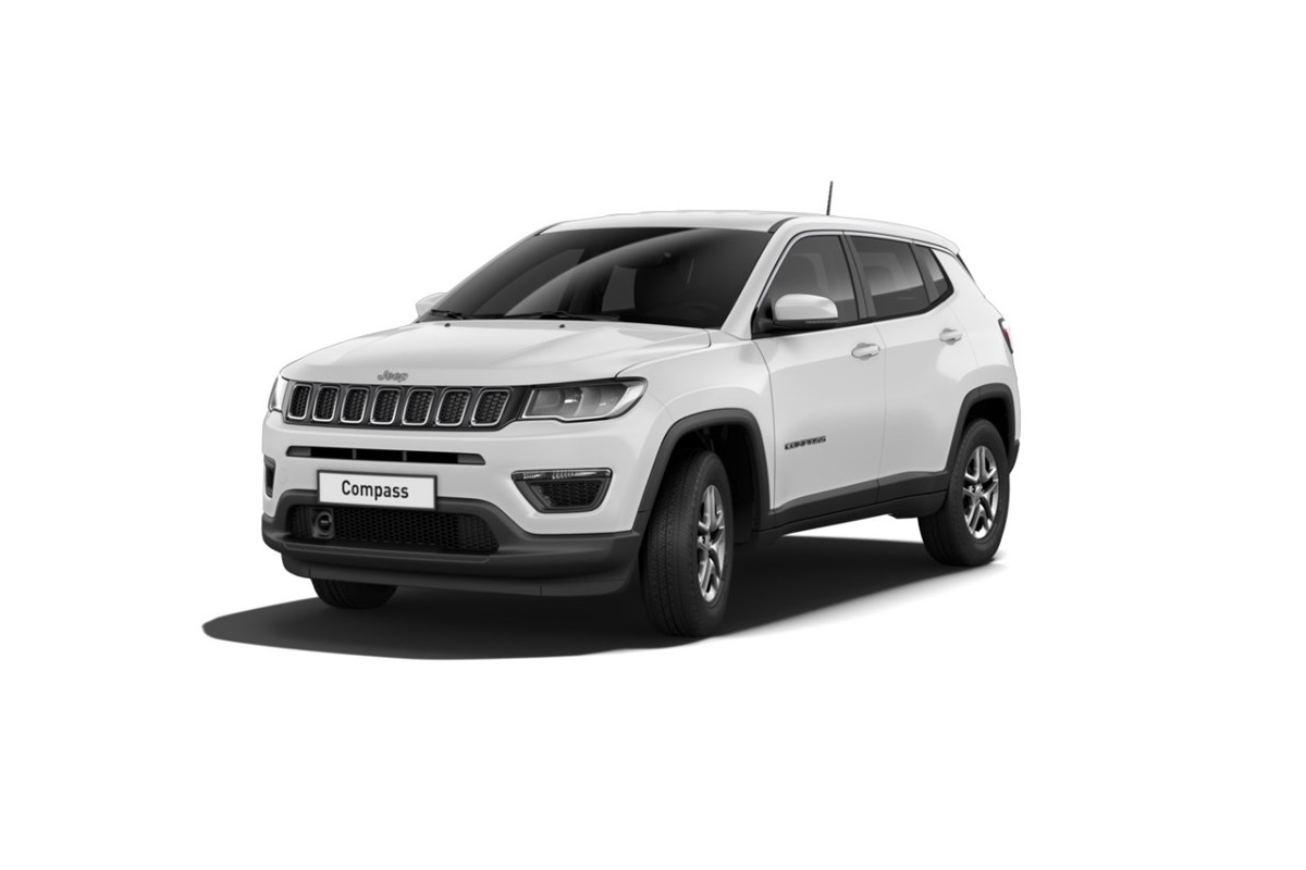 Jeep - 2.0 mjt opening edition 4wd 140cv auto - 1889282 - Resicar - 01